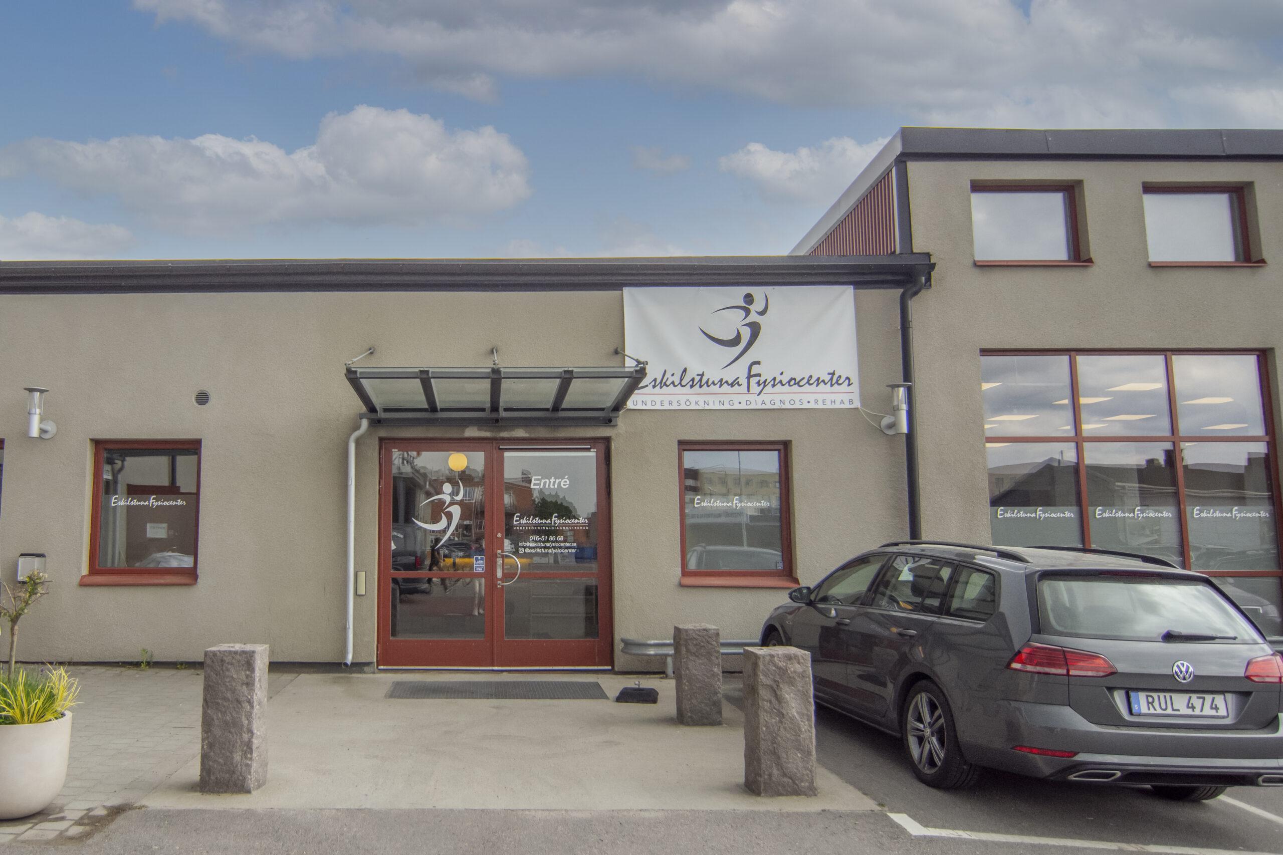 Eskilstuna Fysiocenters nya lokal